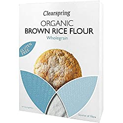 Milled from organic Italian brown rice All purpose substitute to wheat flour Low salt Perfect for gluten free bread, cakes, biscuits, batters and puddings Can also be used as a thickener for sauces and soups