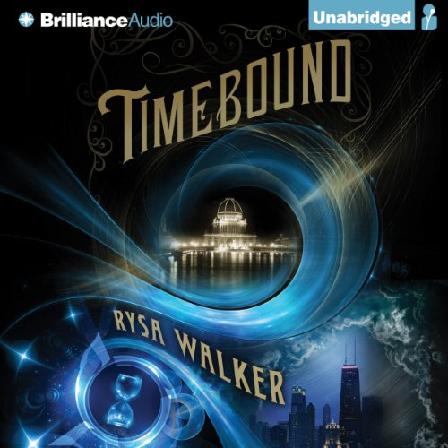 Timebound audiobook cover art