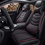 ZHANGTAOLF Cubiertas DE CUCHIL DE Cuero Cubiertas FIT Sedan SUV FIT RX350 Elantra Tucson Mitsubishi Outlander ACULE TL TSX GMC TERRENAIN Infiniti QX4,D
