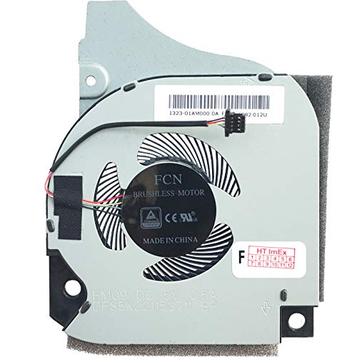 Fan Cooler GPU Version for Dell G5 15 5590, G5 15 5590 P82F, G5 15 5590 RTX 2060
