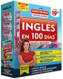 Inglés en 100 días - Curso de Inglés - Audio Pack (Libro + 3 CD's Audio) / English in 100 Days Audio Pack (Spanish Edition)