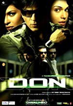 Don - 2006 (Hindi Film / Bollywood Movie / Indian Cinema DVD) by Shah Rukh Khan