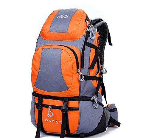 Voyage sacs à dos sac à dos de sports de plein air 38 L randonnée , orange