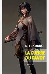 La guerre du pavot (Exofictions) (French Edition) Paperback