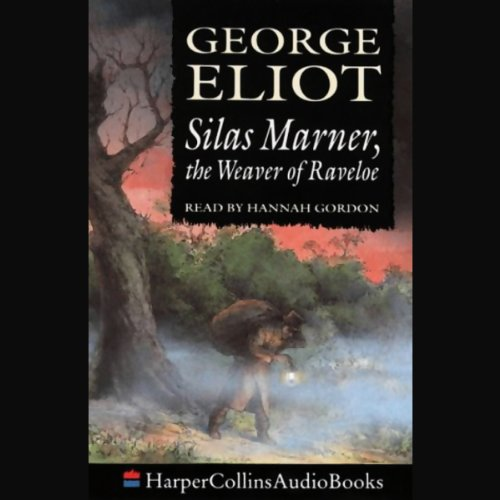 Silas Marner audiobook cover art