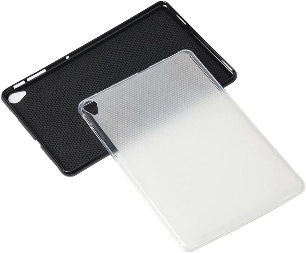 Zshion Funda de silicona para ALLDOCUBE iplay 40, ultrafina, transparente, suave TPU Cover para el ALLDOCUBE iplay 40 (transparente)