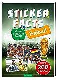 Stickerfacts Fußball: Mit über 200 Stickern