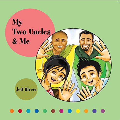 My Two Uncles & Me audiobook cover art