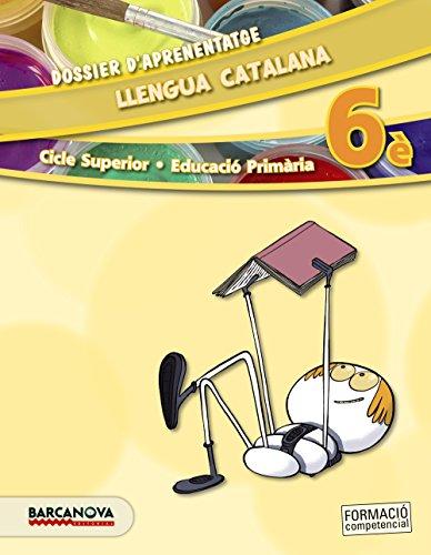 Llengua catalana 6è CS. Dossier d ' aprenentatge (ed. 2015) (Materials Educatius - Cicle Superior - Llengua Castellana) - 9788448934804