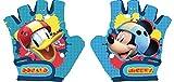Mickey Mouse Vélo Gants Garçon Bleu, 3ans et +