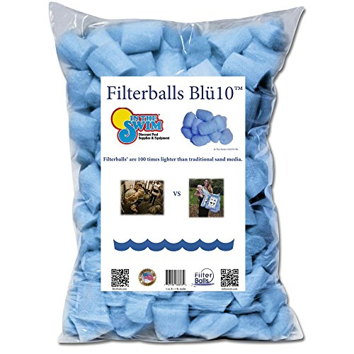 In The Swim FilterBalls Advanced Replacement Sand Pool Filter...