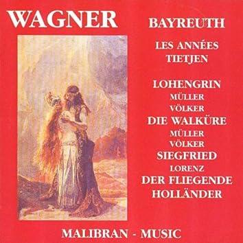 Wagner : Bayreuth, les années Tietjen