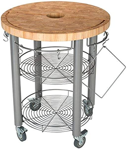 Chris Chris Jet1222 Casters 30 X 36 Wood Grain