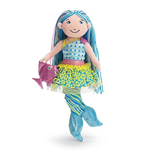 Manhattan Toy - 131510 - Poupée et Mini-Poupée - Groovy Girls - Sirène Aqualina