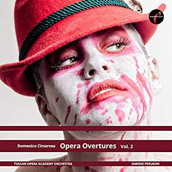 Cimarosa: Opera Overtures, Vol. 2