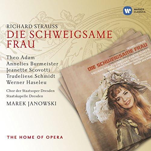 Marek Janowski/Theo Adam/Annelies Burmeister/Jeanette Scovotti/Trudeliese Schmidt/Werner Haseleu