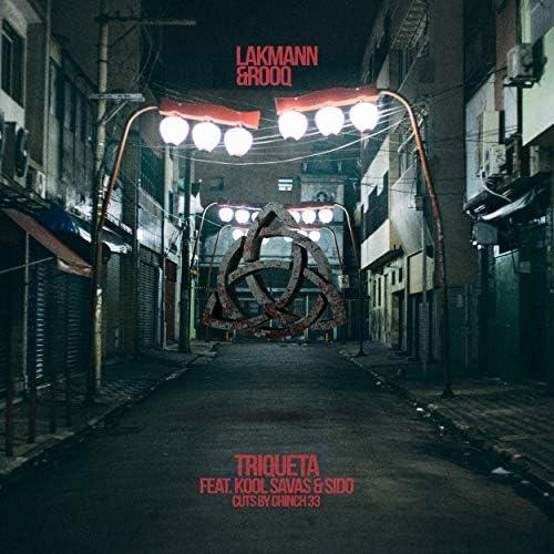 Lakmann & Rooq feat. Kool Savas, Sido & Chinch 33
