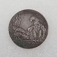 絶妙なコインアンティーク工芸品1913年ドイツ外国記念コインシルバーダラーコイン#2613