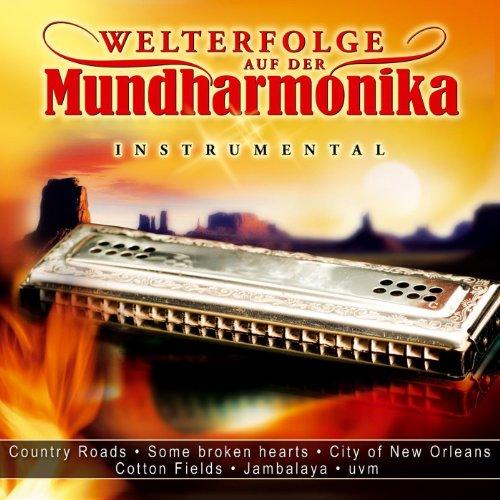 Welterfolge auf der Mundharmonika - instrumental