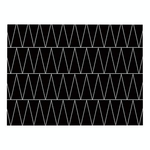 JKLJKL Patrones geométricos Estilo Placemat Distintivo Tabla de Mesa de Mesa Mesa de Comedor Cuencos Bebidas Posavas Cocina Accesorios (Color : CD011 12, Size : Polyester Hemp)