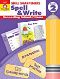 Skill Sharpeners Spell & Write, Grade 2