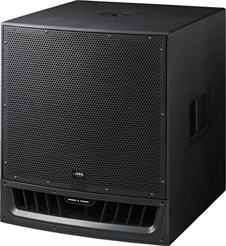 IMG STAGELINE PSUB-418AK Aktiver Power PA-Subwoofer, 600 W schwarz