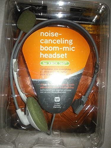 2021 Alphaline outlet online sale Noise-Canceling high quality Boom-Mic Headset For XBox 360 online sale