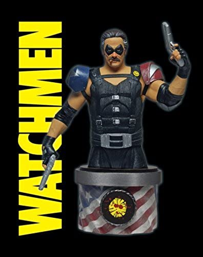 Watchmen Comedian Bust by DC Comics