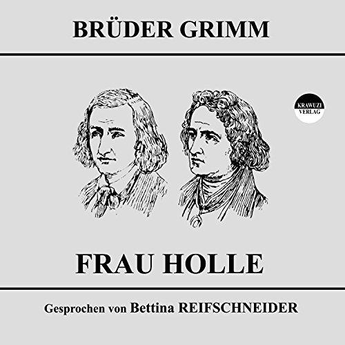 Frau Holle audiobook cover art