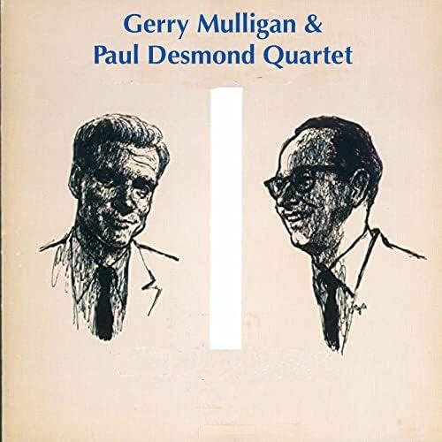 Gerry Mulligan feat. Paul Desmond Quartet