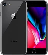 Apple iPhone 8, 256GB, Space Gray - For Verizon (Renewed)