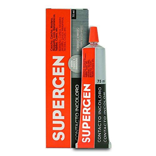 SUPERGEN Adhesivo de contacto, tubo de 75 ml