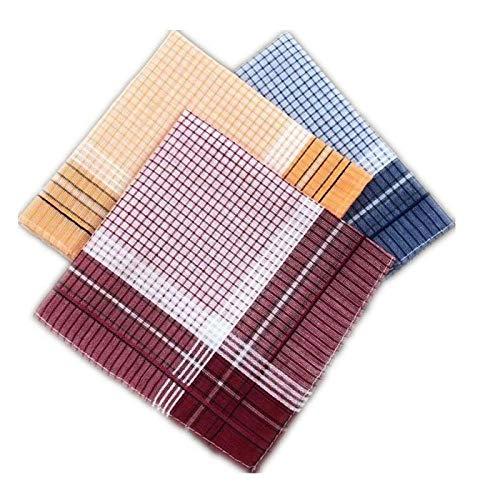 TIGERROSA dames bananasjaal vierkant sjaal sjaal sjaal sjaal sjaal sjaal sjaal sjaal sjaal sjaal sjaal Schotse ruiten polyester 29 x 29 cm