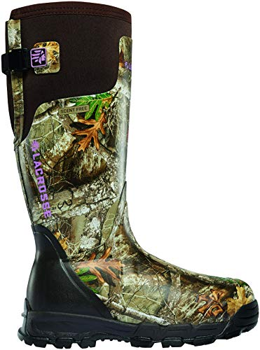 LaCrosse Women's Rubber Boot Hunting Shoe, Realtree Edge, 5