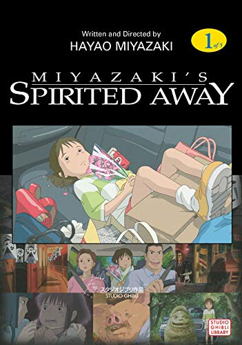 SPIRITED AWAY TP VOL 01 (C: 1-0-0)