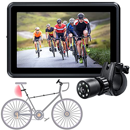 Bike Mirror Camera