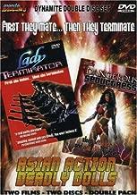 Asian Action Deadly Dolls: Lady Terminator/Dangerous Seductress
