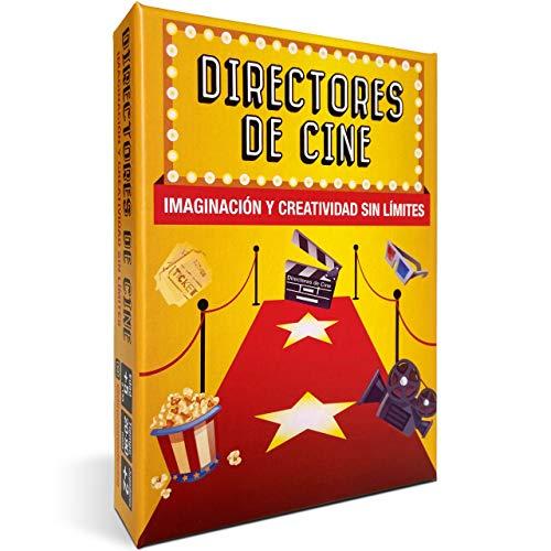DIRECTORES DE CINE 📽️ - Juegos de Mesa Familiares. Dive