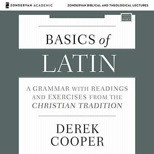 Basics of Latin: Audio Lectures cover art