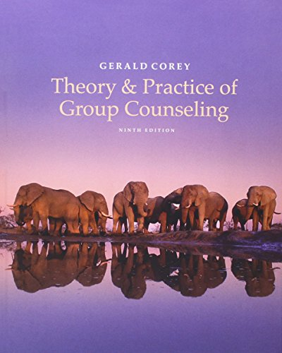 Bundle: Theory and Practice of Group Counseling + Student Manual