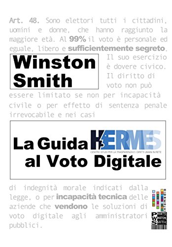 La Guida HERMES al Voto Digitale (Italian Edition)