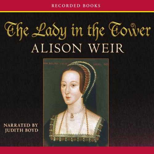 The Lady in the Tower audiobook cover art