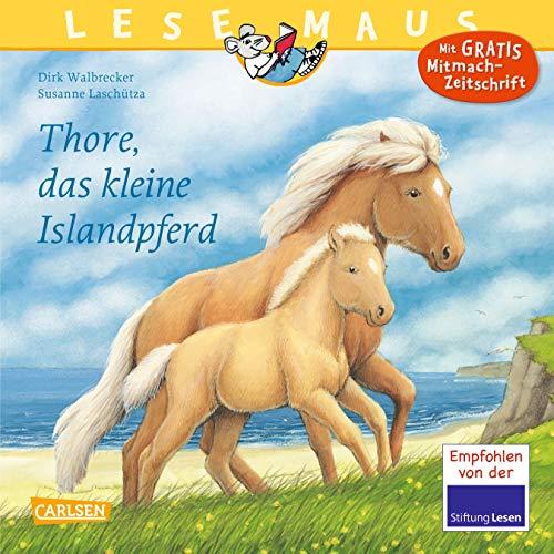 LESEMAUS 88: Thore, das kleine Islandpferd (88)