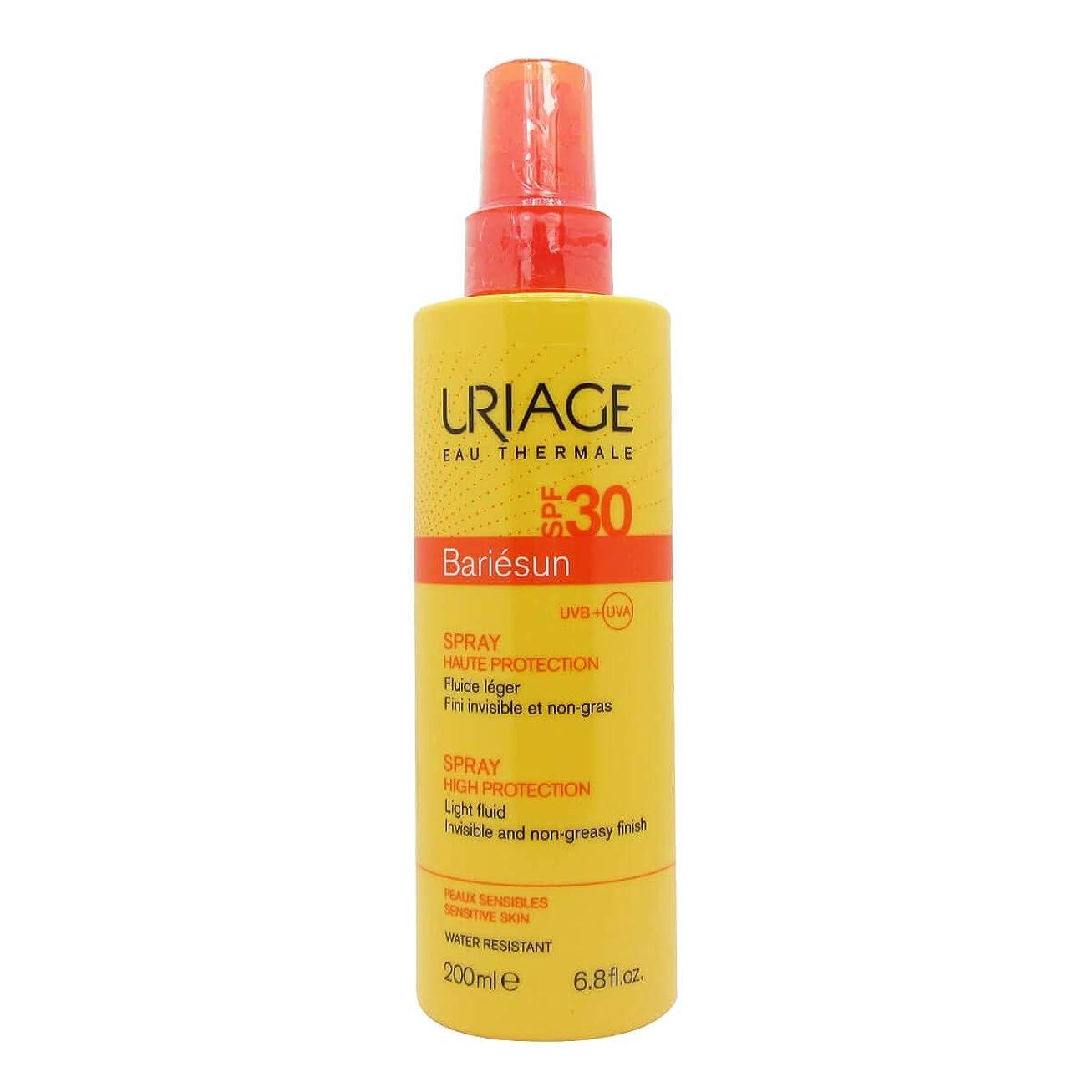 聖なる管理しますロマンスUriage Bariesun Spray SPF 30 200ml