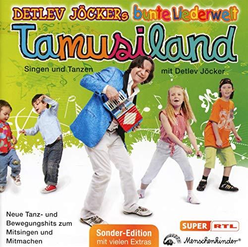 Tamusiland: Sonderedition. Neue Tanz- und Bewegungshits zum Mitsingen und Mitmachen