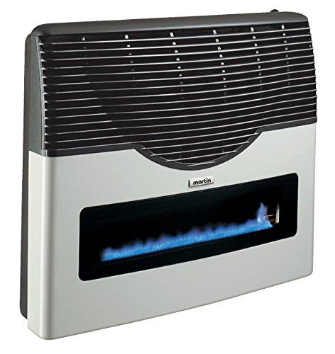 Martin Direct Vent Propane Wall Furnace Heater Thermostat 20,000 Btu