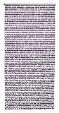 VERDELOOK Tenda multiambiente Perlina 120x240 cm, 96 Fili, Cristal e Lilla