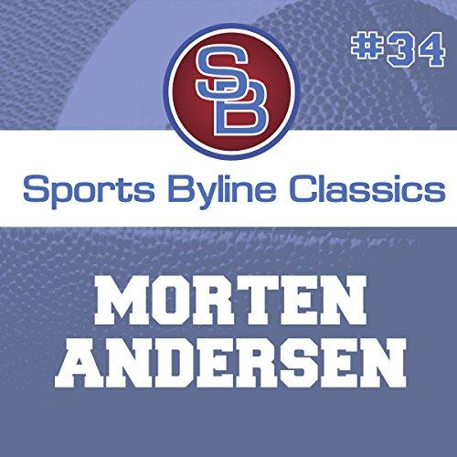 Sports Byline: Morten Anderson copertina