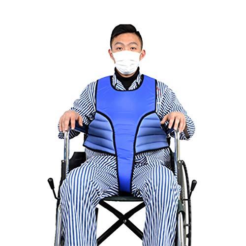 XER Rollstuhl Gurt Kippschutz Zurückhaltung Anti-Rutsch Weste Schnelle Veröffentlichung Gangart Gürtel Mobilität Gehen Hilfe zum Alten