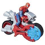 Spider-Man 5010993334407 Spiderman Racers mit Fahrrad